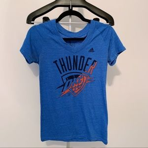 Adidas Oklahoma City Thunder NBA Tee
